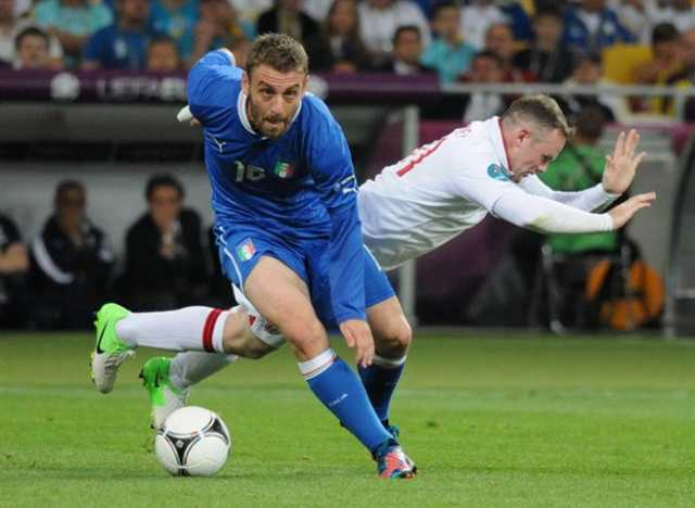 Wayne Rooney England captain