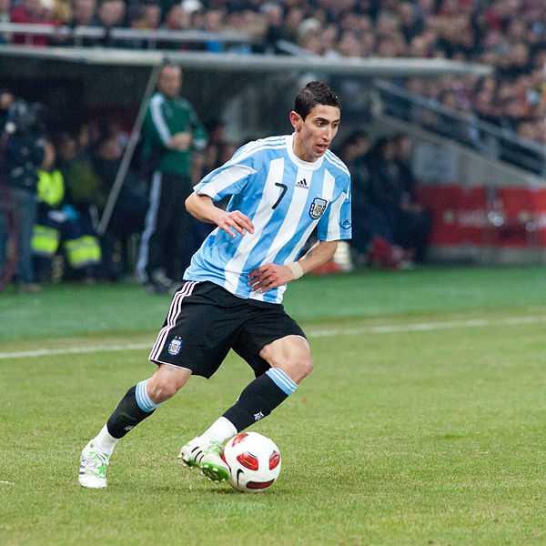 Ángel Di María, one of our Fantasy Premier League tips for Gameweek 6 midfielders