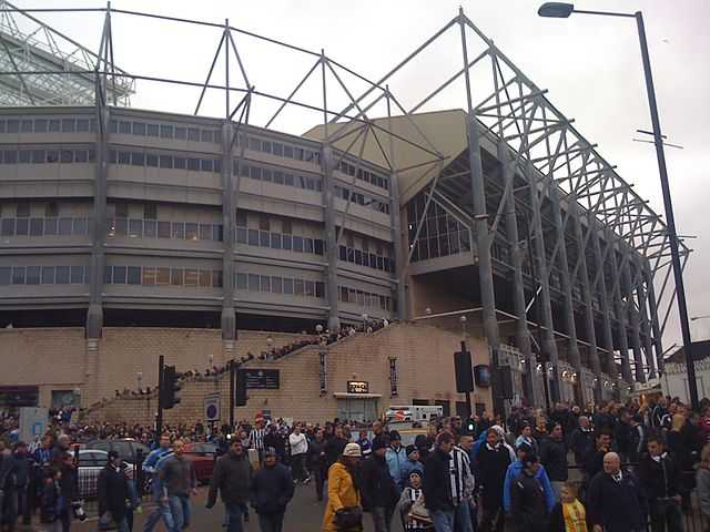 Newcastle United postpone fans forum, so these guys had to go home
