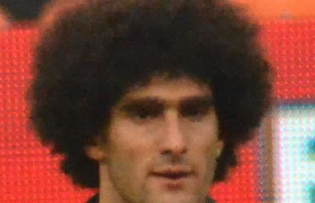After his excellent performance and 94th minute assist for Manchester United's equaliser in the 1-1 draw with Chelsea, the player will be pleased to here the Marouane Fellaini jokes