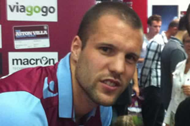 The Ron Vlaar documentary takes a visit to the Aston Villa captain's home town in Holland