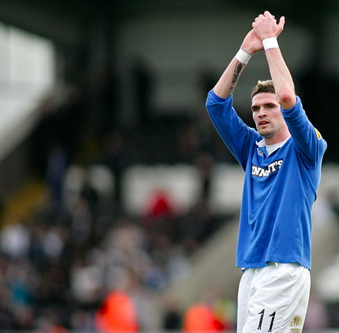 Home nations star Kyle Lafferty