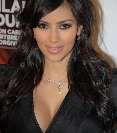 Former Sheffield United patron Kim Kardashian