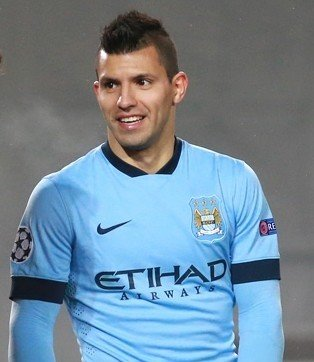 Sergio Agüero, star of the Agüero injury