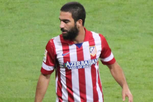 After throwing his boot at the assistant referee in the Copa del Rey, there were Arda Turan vines, memes and jokes