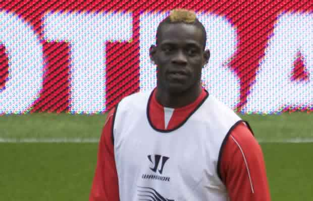 The Mario Balotelli jokes were directed at this man, even though he only came on as a late substitute in Liverpool's 1-0 League Cup semi-final second leg defeat to Chelsea