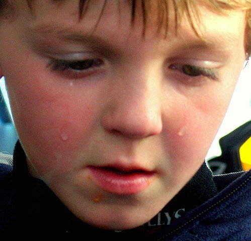 Wilfried Bony Man City transfer makes child cry