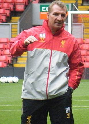 Brendan Rodgers, criticiser of the Southampton match programme