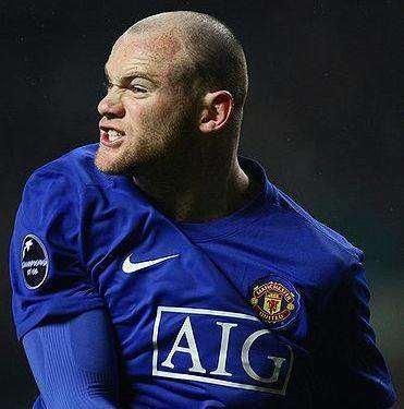 Wayne Rooney, creator of the Wayne Rooney dive