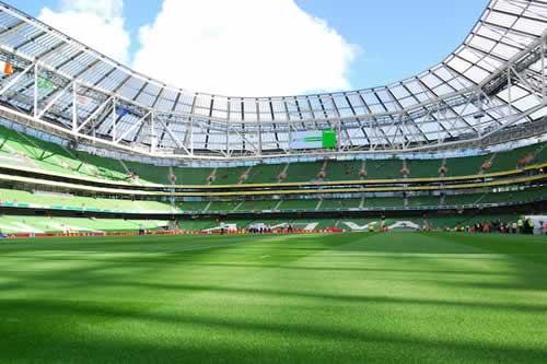 The jokes from Ireland vs England originated from the dull 0-0 draw at the Aviva Stadium