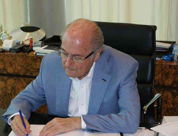 Sepp Blatter reforms football