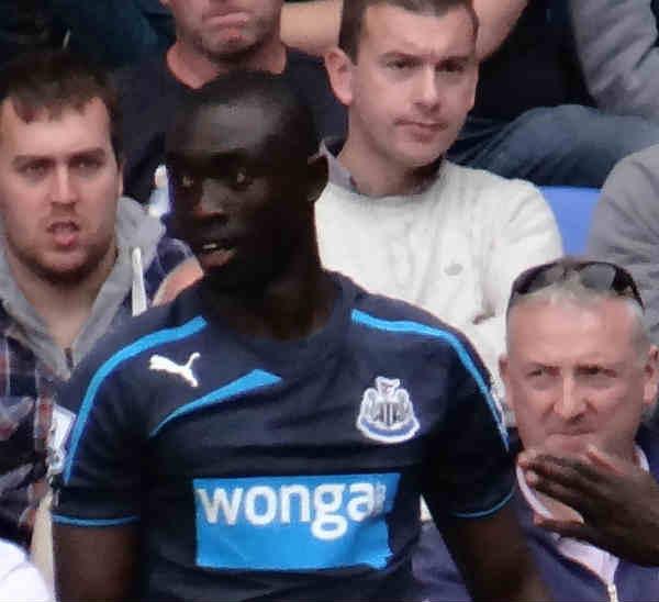 Papiss Cissé, one of our Newcastle bargains for the 2015-16 season