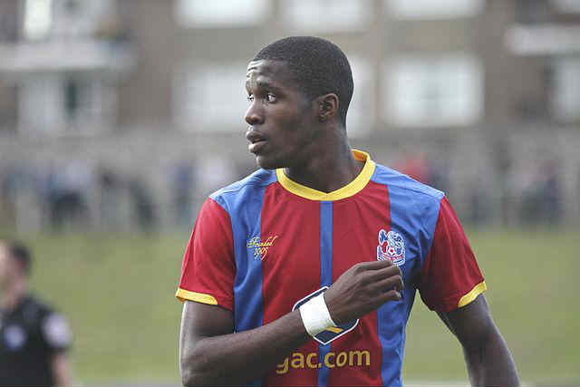 Wilfried Zaha, one of our Crystal Palace bargains for the 2015-16 FPL season