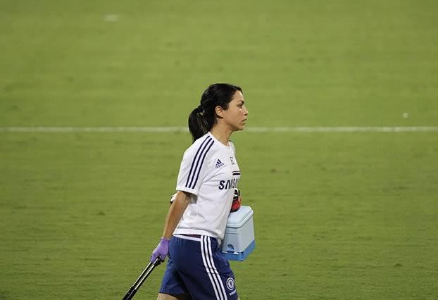 As Eva Carneiro leaves Chelsea, people made jokes