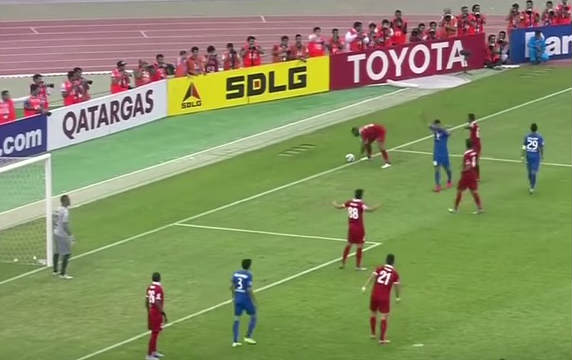 This Al Alhi incident is one of the top 10 bizarre penalties