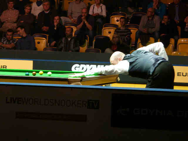 This is more of a snooker break than an international break