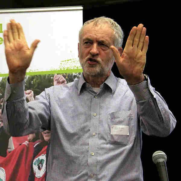 Jeremy Corbyn broke Luke Shaw's legs in cold Marxist blood