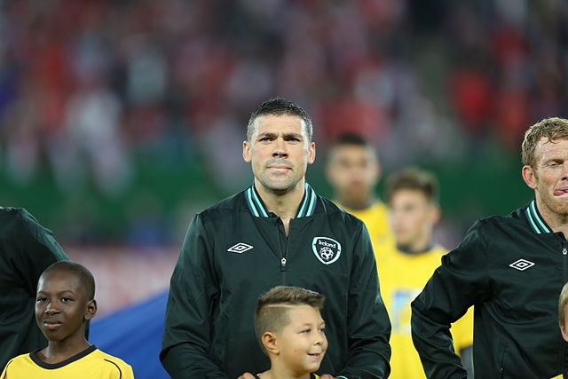 Jon Walters scored the goals that saw Republic of Ireland qualify for Euro 2016
