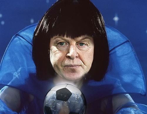 Mystic Megson makes his Man Utd v Man City score prediction