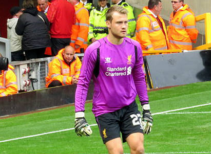 Simon Mignolet holding onto the ball for 20 seconds was a highlight of Liverpool v Bordeaux