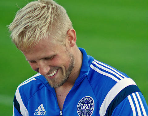 Kasper Schmeichel, one of our January wildcard goalkeeper bargains