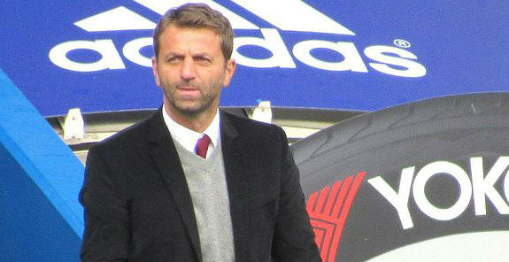 There were plenty of Tim Sherwood Man Utd jokes as Paul Parker suggested Tim Sherwood as Louis van Gaal's successor