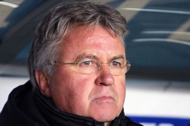 Guus Hiddink will not like to read our selection of the best jokes as Chelsea exit the Champions League following their 1-2 PSG defeat