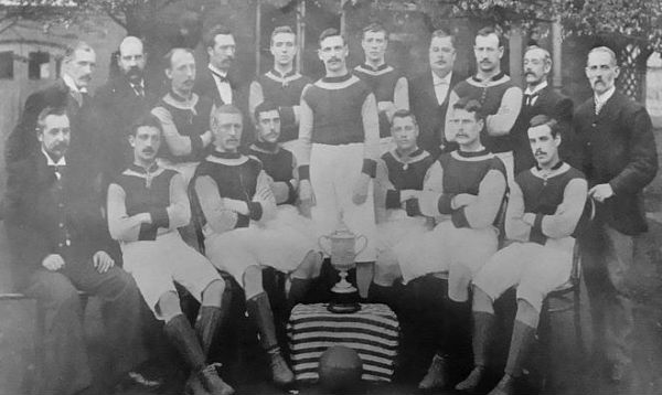 Aston Villa cancel their player of the year awards? Wouldn't have happened in 1895