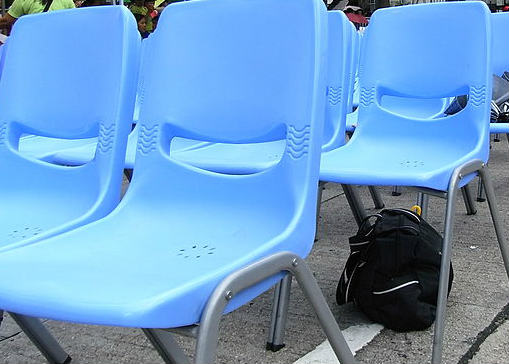 England fans jokes resulted from violence with plastic chairs