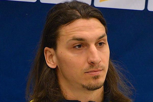 There are lots of different Zlatan Ibrahimović lookalikes