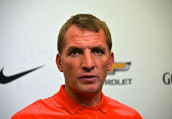 Brendan Rodgers's Celtic could face Brian or Steve in the Champions League