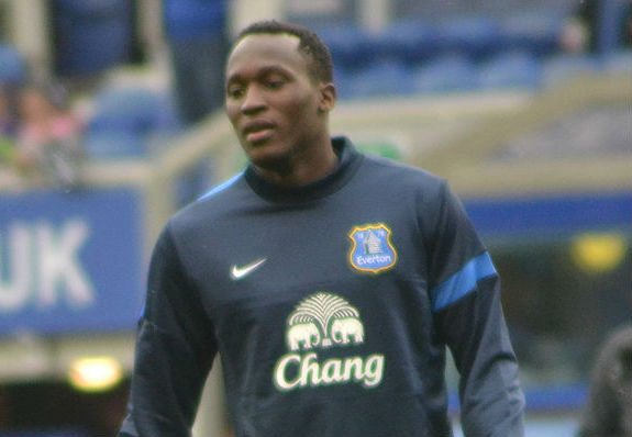 Would you want to piggyback Romelu Lukaku to Chelsea?