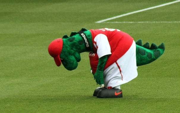 Gunnersaurus won't appreciate these Arsenal jokes