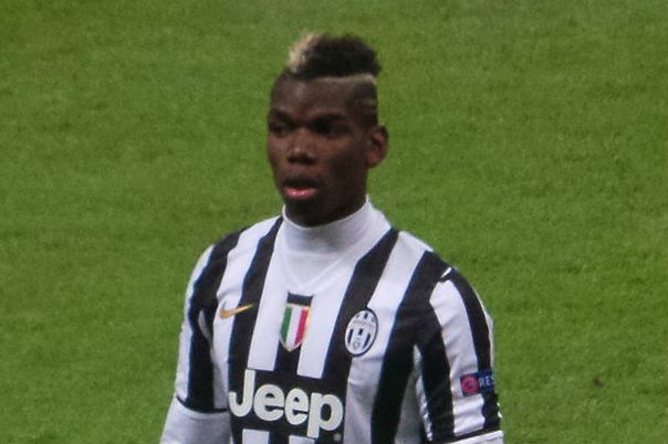 Man Utd sign Paul Pogba for world record £89m