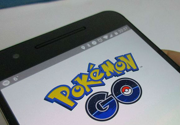 Playing Pokémon GO will be a red card offence