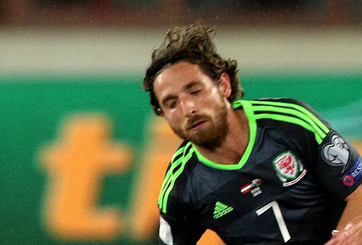Joe Allen is a miracle, says Pope Francis