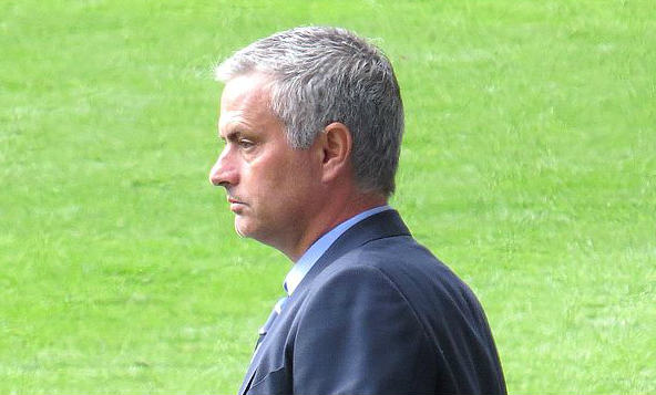 José Mourinho blamed a bus for Man Utd's 4-0 defeat at Chelsea