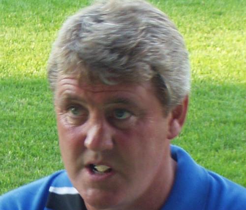 Steve Bruce is part of a new craze also involving Steve McClaren