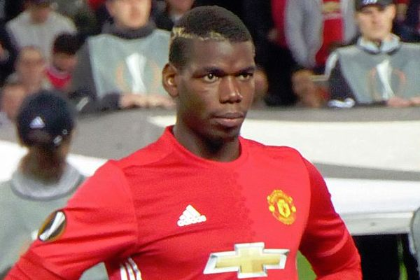 There were lots of Paul Pogba injured jokes after his substitution in Manchester United's Europa League loss to Fenerbahçe