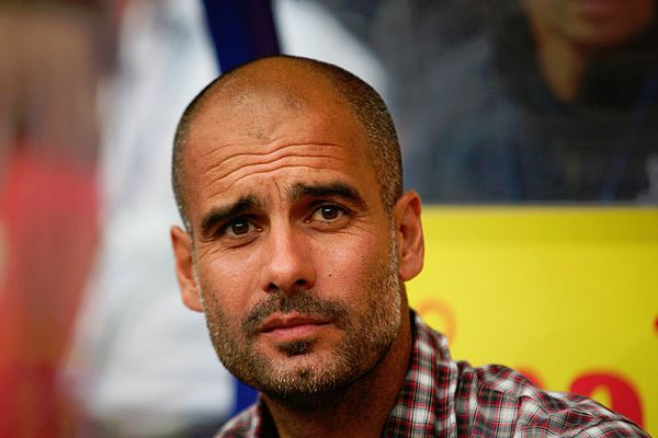 Pep Guardiola won't want to laugh at the Man City defence jokes after their 4-2 defeat at Leicester