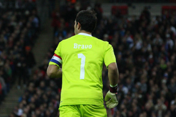 Claudio Bravo is favourite to win the Ballon d'Oh along with John Stones