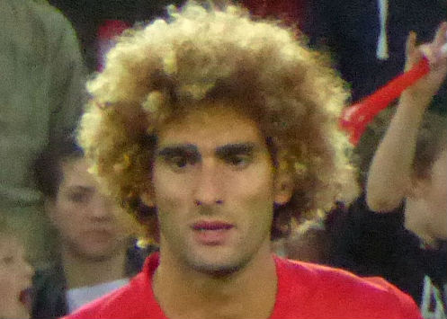 Marouane Fellaini or Ronald Koeman's Christmas tree?