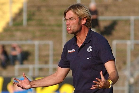 Jürgen Klopp doesn't fancy going to Plymouth