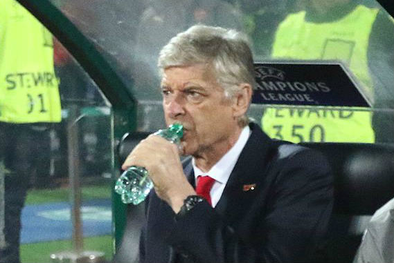 Arsène Wenger was left proud by Bayern Munich 5-1 Arsenal