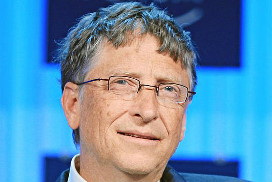 Bill Gates, who almost bought Liverpool