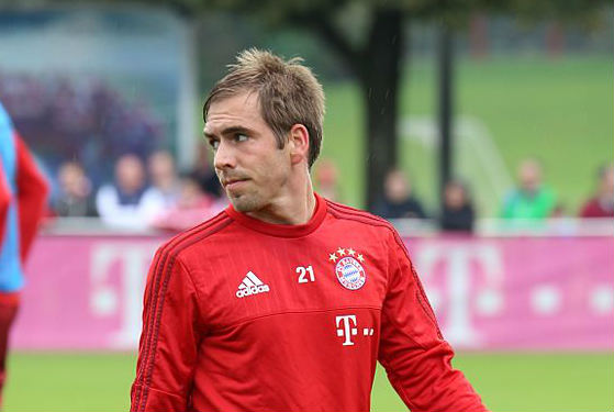 Bayern Munich's Philipp Lahm will retire at the end of the season