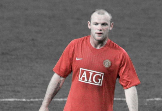 Wayne Rooney is off to China