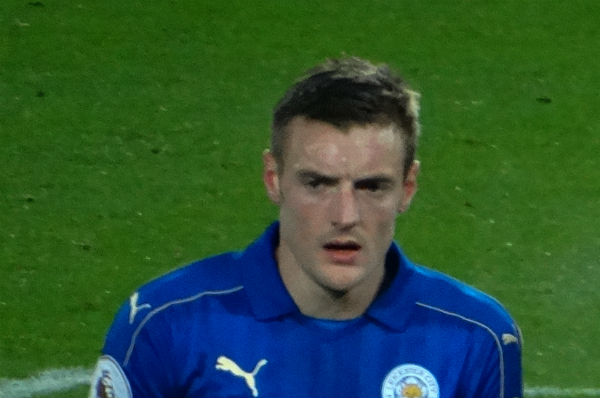 Jamie Vardy is preparing for Roy Hodgson to be Leicester manager