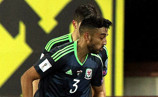 """Neil Taylor is """"not that kind of player"""" despite breaking Séamus Coleman's leg"""