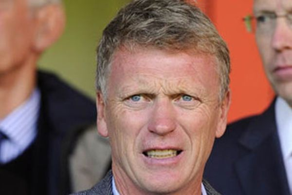 There were lots of David Moyes slap jokes after the Sunderland manager threatened a female reporter in a post-match interview